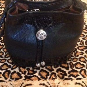 BRIGHTON 👋🏽👏👋🏽mini bag cute as a button lol